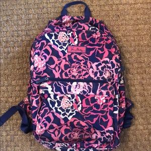 Vera Bradley Katalina Pink Backpack (RETIRED)